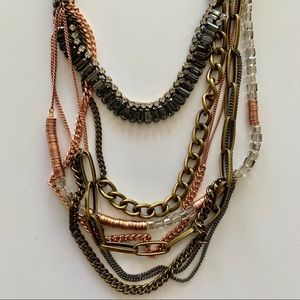Kenneth Cole | Layered Necklace